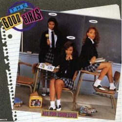 The Good Girls - All For Your Love - Complete LP