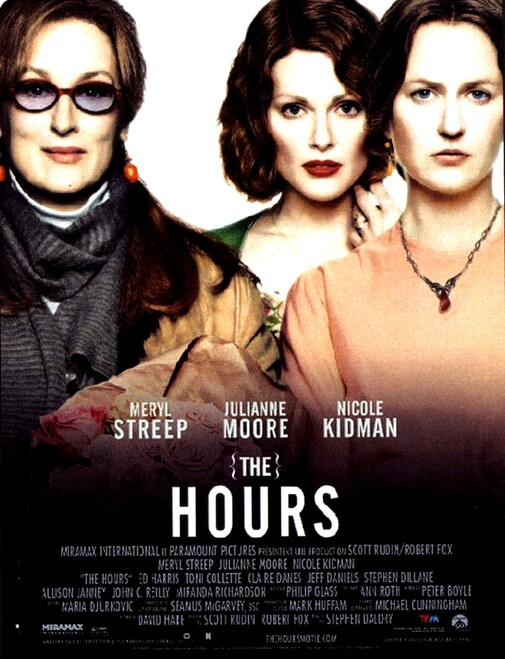 THE HOURS BOX OFFICE FRANCE 2003