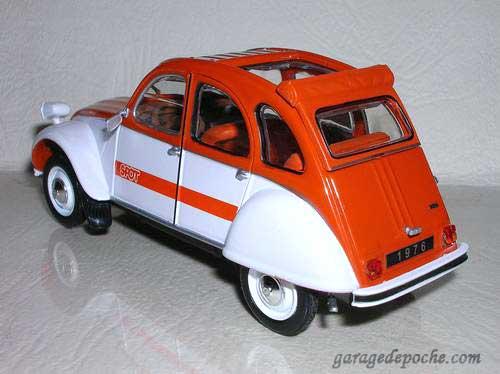 Citroën 2cv Spot 1976