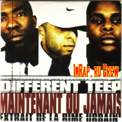 Different Teep - Maintenant Ou Jamais (Maxi - 1997)