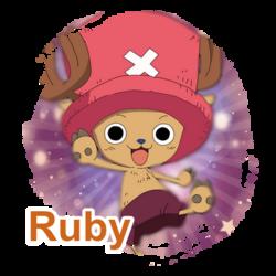 Bonne anniversaire Ruby !!!
