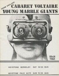 Le Choix des lecteurs # 100: Young Marble Giants (1980)
