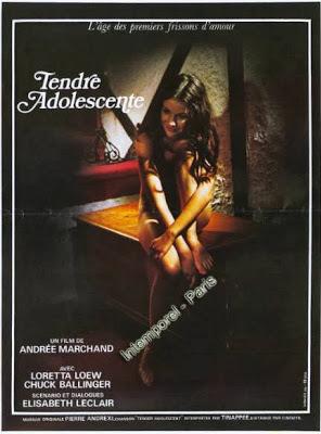 Tendre adolescente / Zarte Knospen / La prima esperienza / Tender Teenager. 1983.