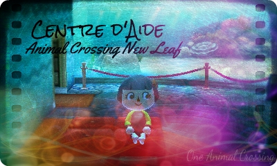 Centre d'aide Animal Crossing New Leaf
