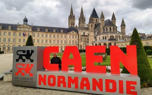 2019-06-04 au 07 Caen chez Martine  Hérouville saint Clair