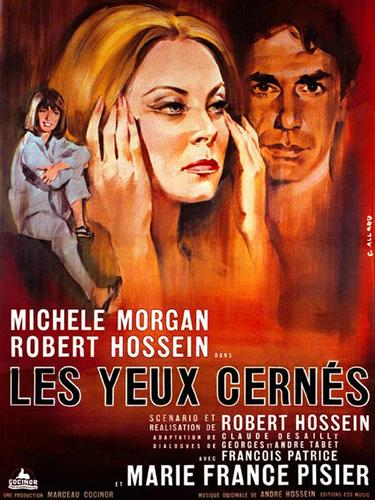 Les yeux cernés, Robert Hossein, 1964