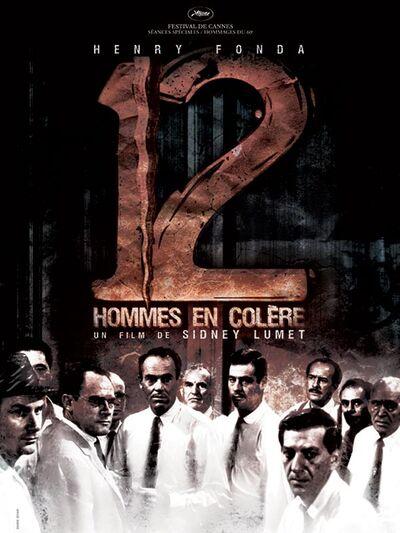 12 homme en colères - Sidney Lumet