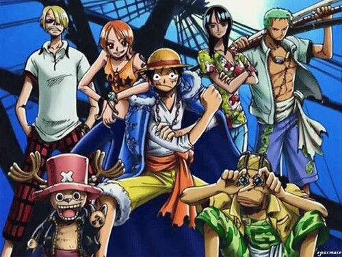 One Piece Saison 5