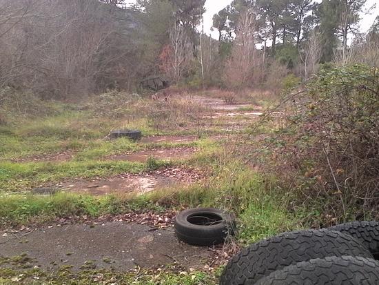 pneus ici et aussi là