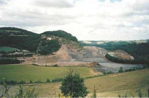 Carrière de Montroc (Tarn) Ancienne