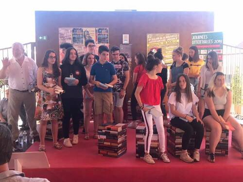 Lauréats du 23ème concours de nouvelles