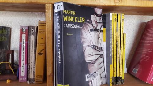"""Camisoles"" de Martin Winckler"