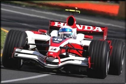Team Super Aguri Formula 1