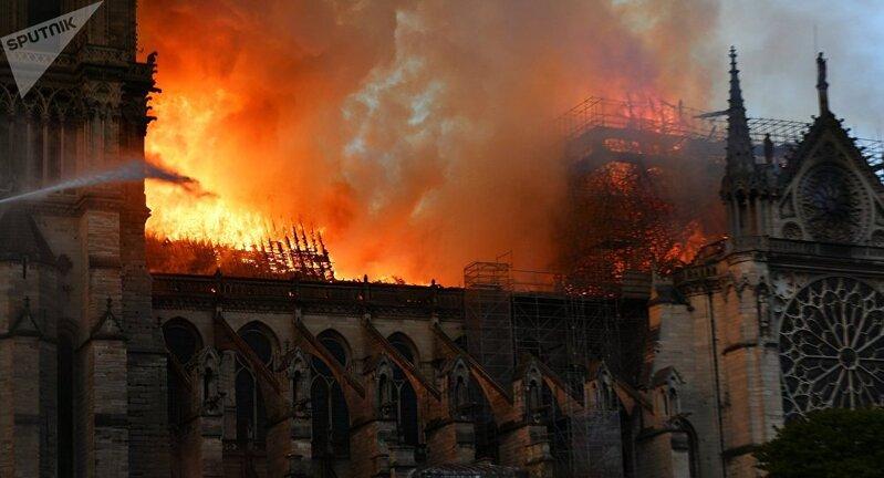 Incendie de Notre-Dame : malaise à l'UNEF après les propos de deux responsables