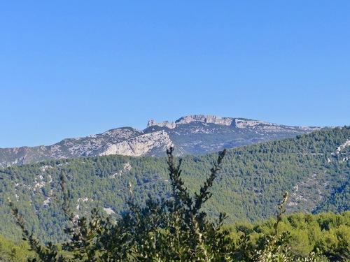 Entre Rouvières et Bastides