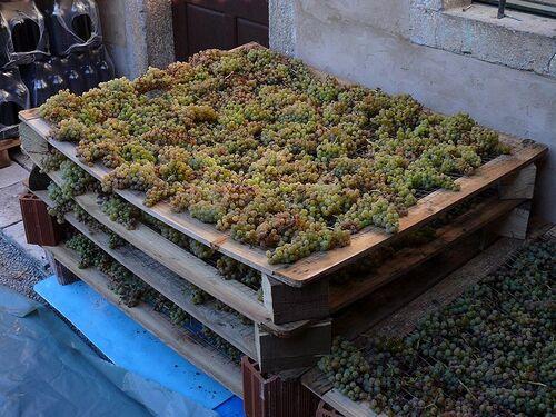 Le vin de paille