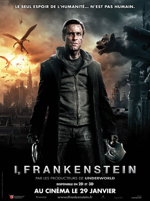 I Frankenstein de Stuart Beatty