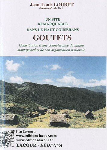 Les Cabanes de Goutets (1.463 m) depuis La Foulie (947 m) (Commune de Le Port-Ariège)