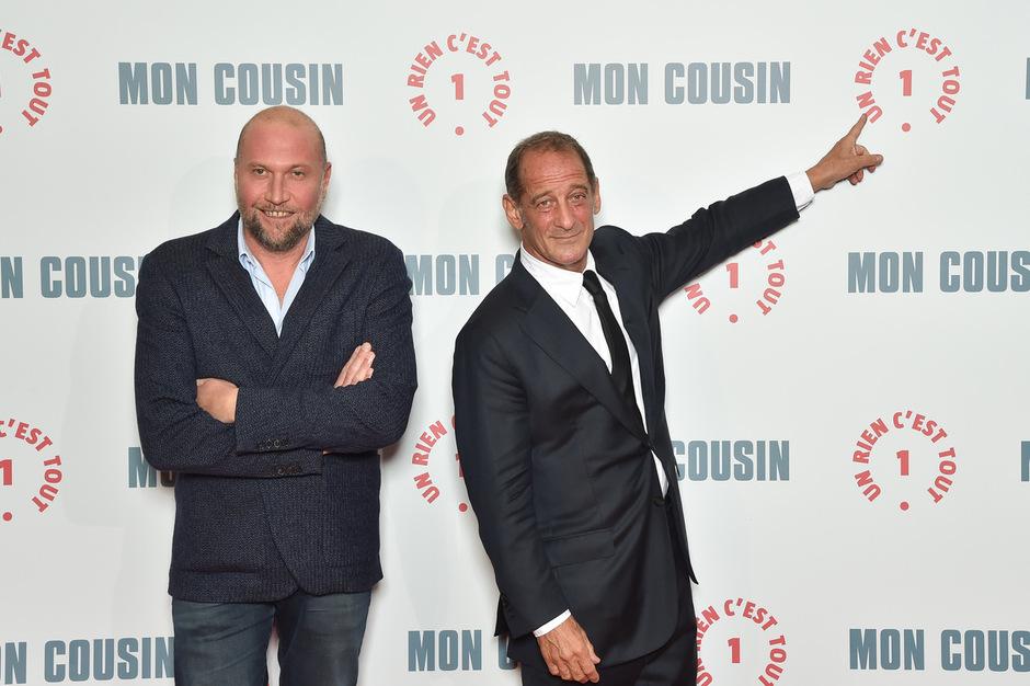 MON COUSIN – Les photos de l'AVP exceptionnelle au profit de l'association UN RIEN C'EST TOUT
