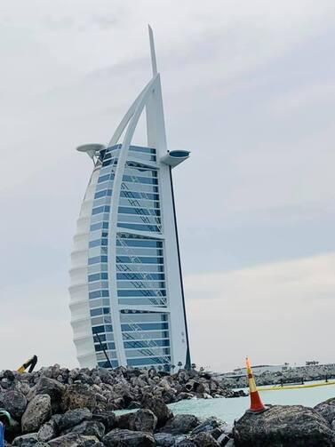 1 semaine à Dubaï