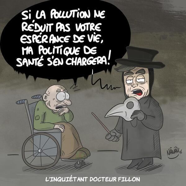 Inquiétant Dr Fillon
