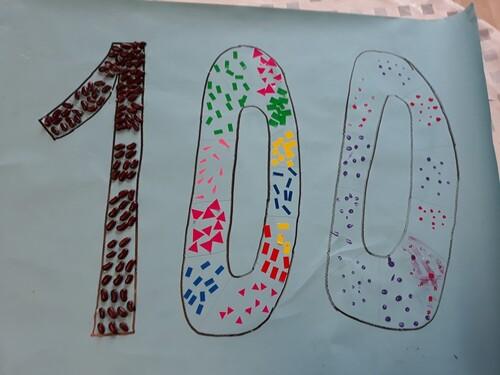 100ème jour d'école !!!