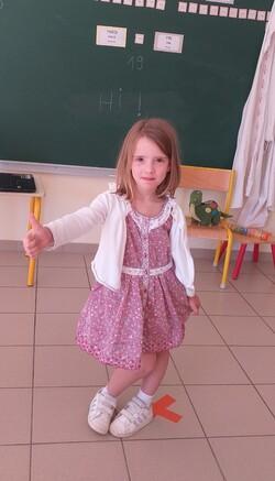 PS MS - Inventons des façons de se dire bonjour en respectant les gestes barrières