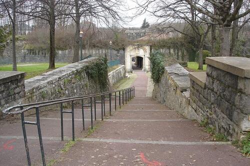 Les remparts de Bayonne