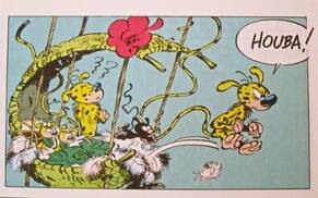 Le nid du Marsupilami ! Divertissement