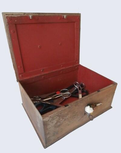 . La Boîte des Ciseaux