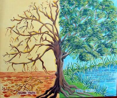 Calendrier Biblique - Le Fruit de l'Esprit (2)