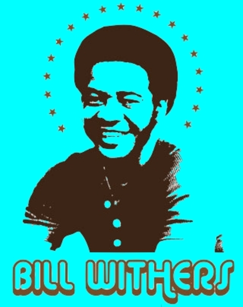 "Bill Withers : Album "" Black Magic "" Sussex Records 201.101 [ GE ]"