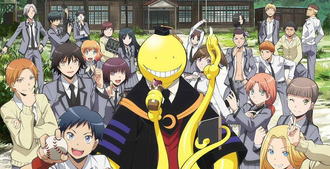Assassination Classroom OAV vostfr