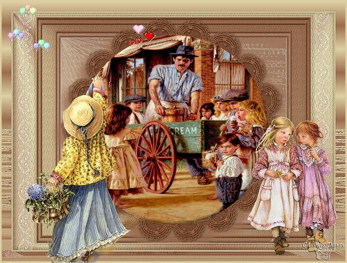 Mémories of childhood 2