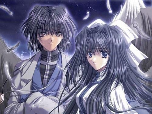 les parents de shindou: sora et seiji takuto