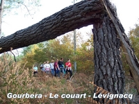 Gourbera-Couart-Lévignacq