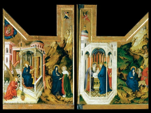 """""""Les peintres bourguignons  à l'époque classique"""", une conférence de Claire Constans..."""