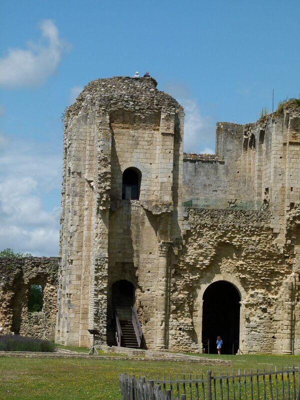 L'Abbaye St Pierre de Maillezais