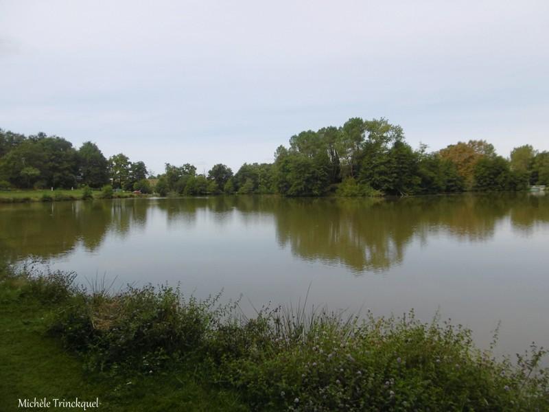 Une balade aux Lacs d'Halco à HAGETMAU (40), le 9 septembre...(suite n° 2 et fin)....