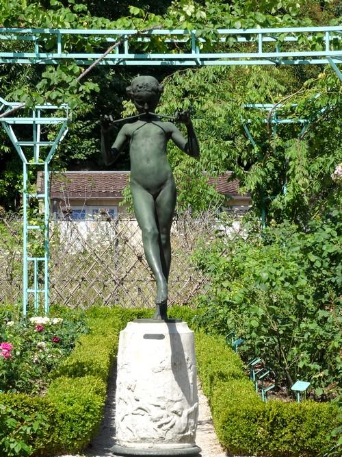 Le Jardin des Sciences de Dijon