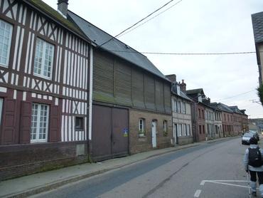 Doudeville - Ancienne graineterie