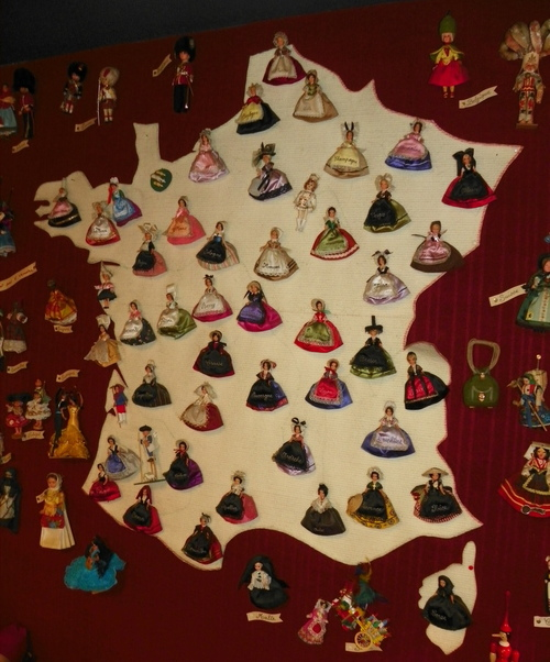 Musée-atelier de poupées Francépoque