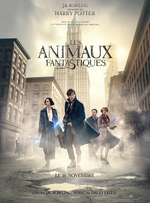 """Bonsoir a l'honneur : """" Les Animaux fantastiques """""""