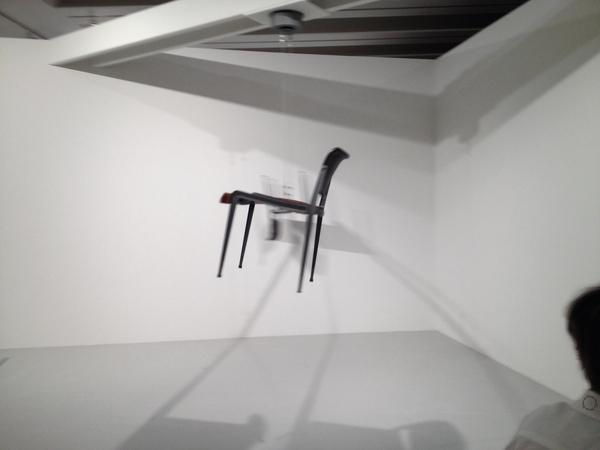 Bruce Nauman, Vue Expoistion Musée Fabre Montpellier