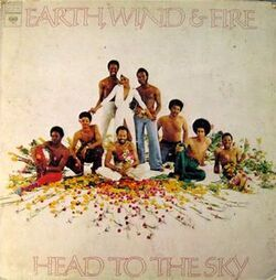 Earth Wind & Fire - Head To The Sky - Complete LP