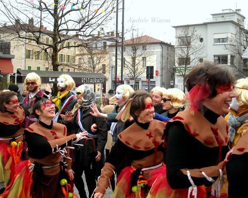 Carmentran 5...Carnaval de Romans sur Isère 2015...