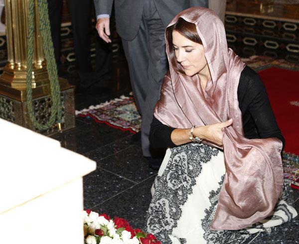 Mary au Maroc