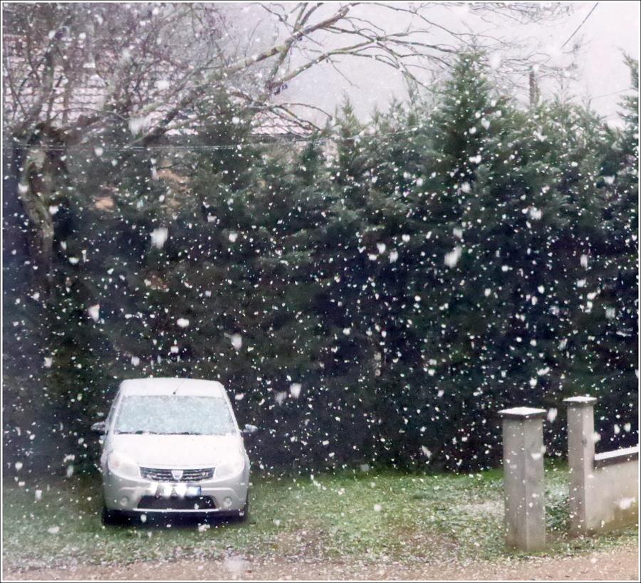 Cela change de mon précédent article.....!! juste un peu moins de neige !!