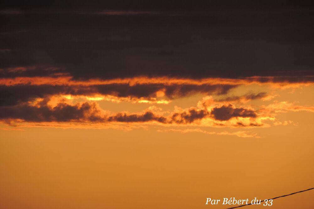 mes nuages sur l'Ile d'Oléron
