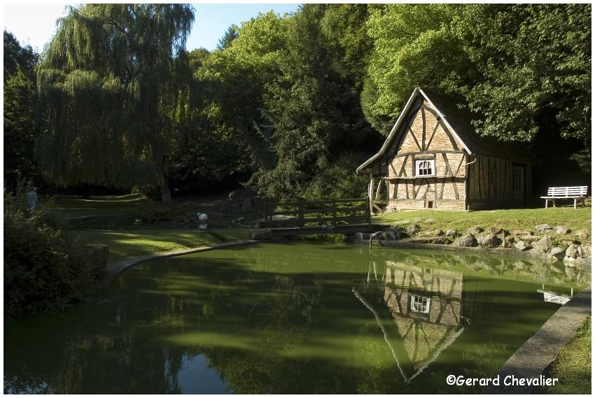 Naours - Moulin à eau 1